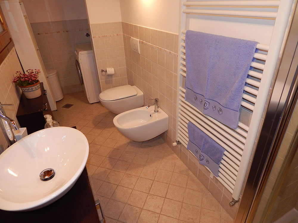 B&B Monte Grappa Guest House - Bagno