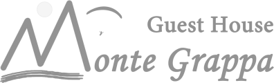Monte Grappa Guest House Logo Gray